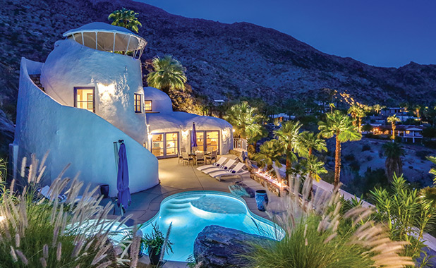 Celebrity Chef Reception at The Santorini House